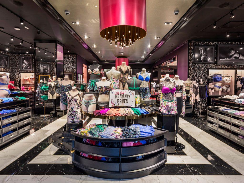 Victoria's Secret Store Design