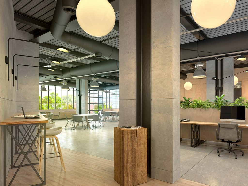 Maxwell Plumb, Corporate Headquarters