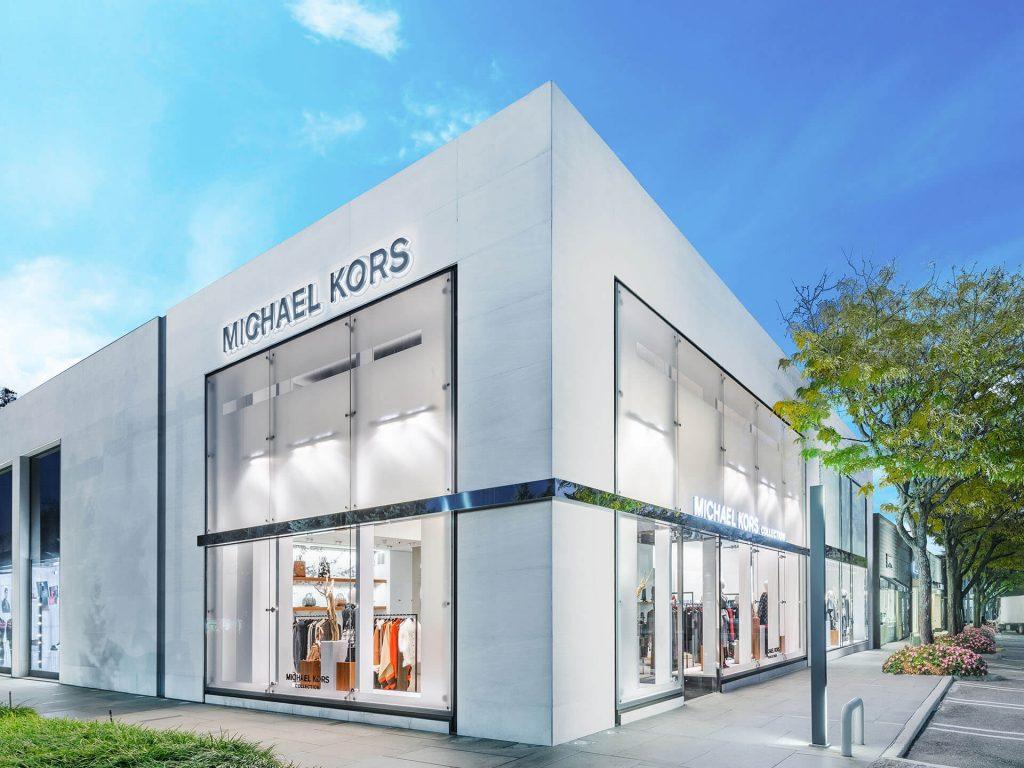 MICHAEL KORS Store Design