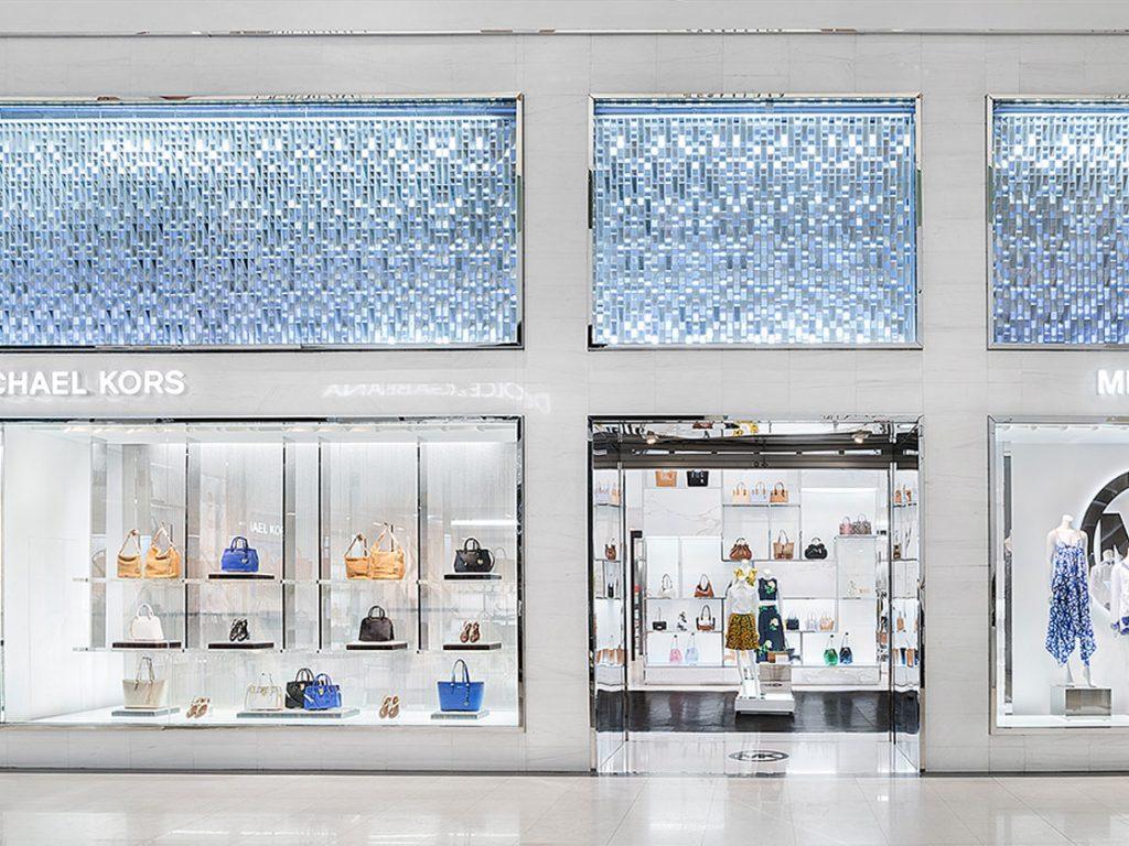 MICHAEL KORS Storefront Design