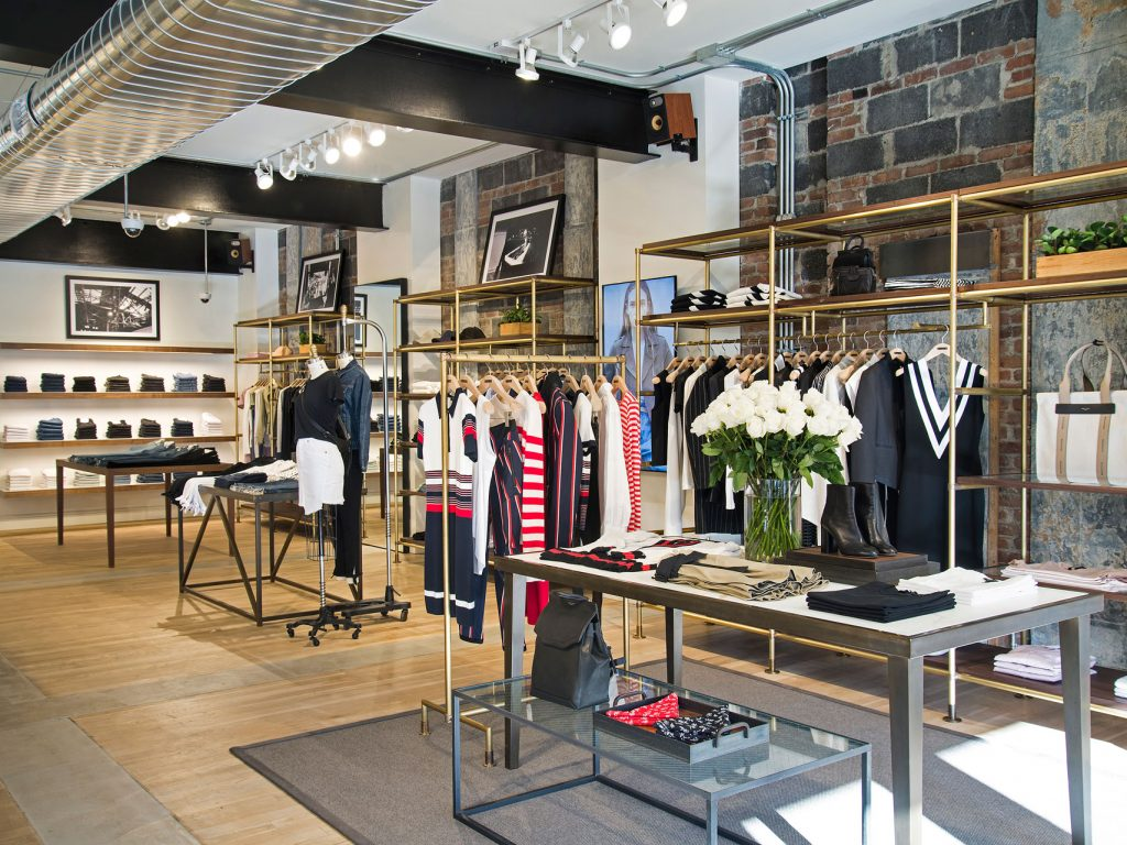Rag & Bone Store Design