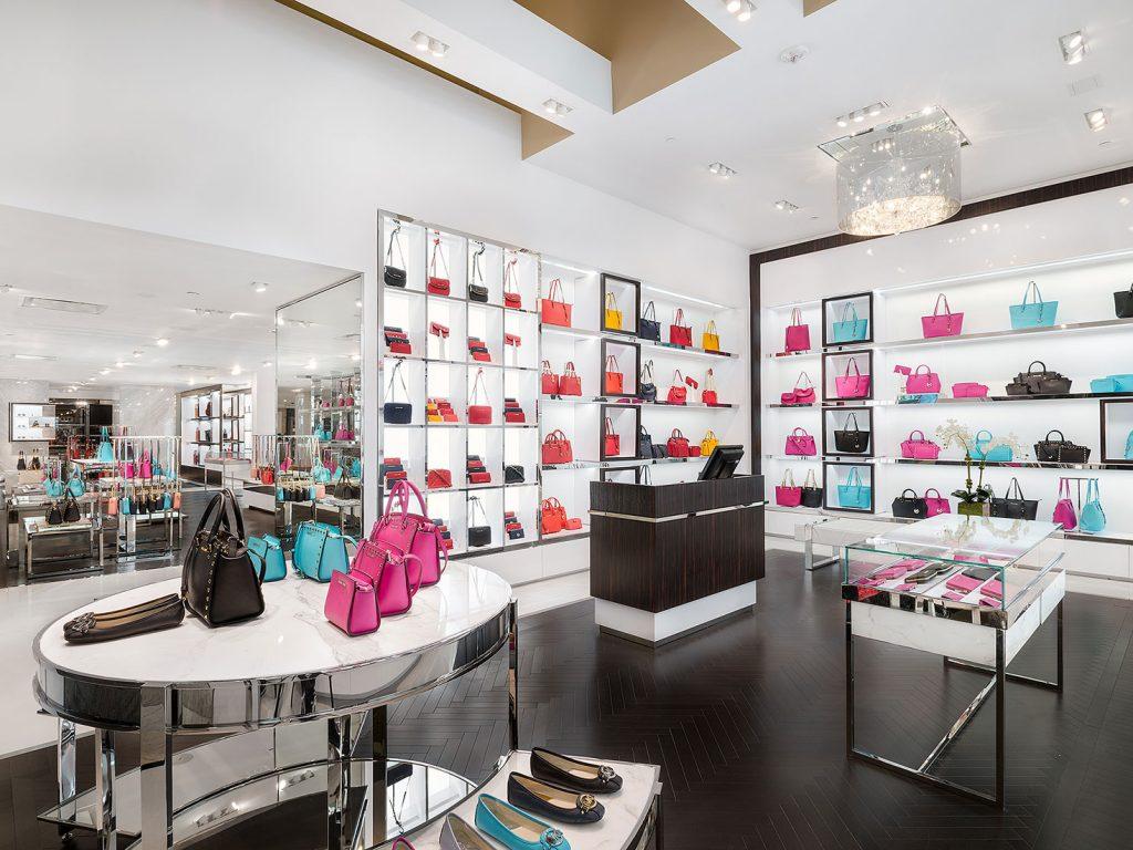 MICHAEL KORS Retail Store Design